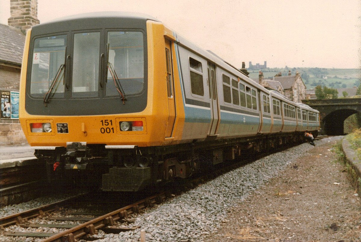 British Rail Class 151 Wikipedia