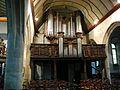 154A.Lampaul-Guimiliau.Eglise.Buffet d'orgues.JPG