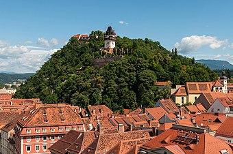 File:16-07-06-Rathaus Graz Turmblick-RR2 0275.jpg (Quelle: Wikimedia)