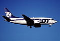 16ay - LOT Polish Airlines Boeing 737-55D; SP-LKD@ZRH;29.03.1998 (5143942561).jpg
