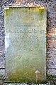 1709-11-17 - 1775-05-04 Johann Ludewig Mehmet von Königstreu, Grabplatte hochkant, St. Petri-Kirche zu Hannover-Döhren.jpg