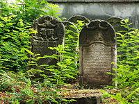 1734 cmentarz żydowski Ostrowiec Świętokrzyski 9.JPG