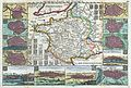 1747 La Feuille Map of France - Geographicus - France-ratelband-1747.jpg