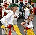 18.12.16 Ringheye Morris Dance at the Bird in Hand Mobberley 180 (31732731675).jpg