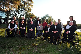 Australia at the 1960 Summer Paralympics - Australian 1960 Paralympics Team 50 year reunion