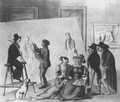 1832 TrollopeFamily byDCJohnston lithograph HistSocPA.png