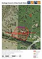 1840 - Military Station Archaeological Site and Burial at Glenroy - SHR Plan 2326 (5052015b100).jpg
