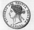 1871 Canadian 50 cents obverse.png