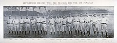 1905 Pittsburgh Pirates lineup.jpg