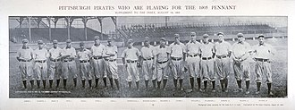 1905 Pittsburg Pirates season - 1905 Pittsburg Pirates
