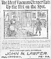 1908 - John N Lawfer Newspaper Ad Allentown PA.jpg