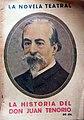 1920-10-29, La Novela Teatral, La historia del Don Juan Tenorio.jpg