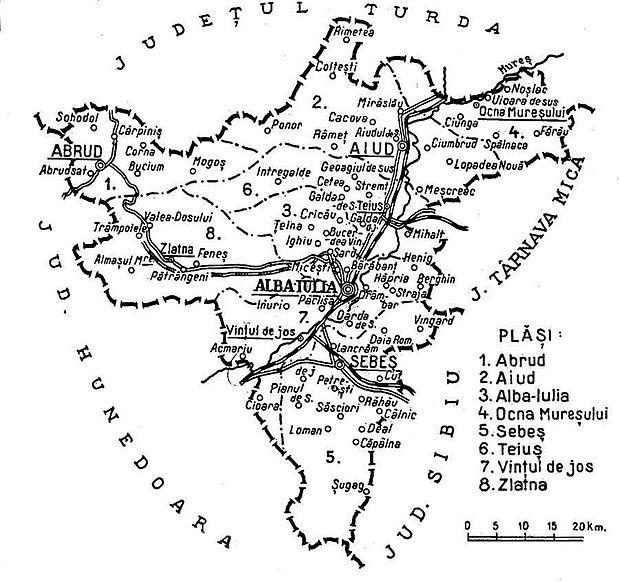 Alba County Wikiwand