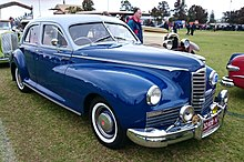 220px 1946_Packard_Clipper_Six_Touring_Sedan packard clipper wikipedia 1954 Packard Clipper Deluxe at crackthecode.co