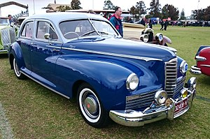 Packard Clipper - 1946 Packard Clipper Six Touring Sedan