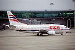 194aa - CSA Czech Airlines Boeing 737-500, OK-CGK@STN,20.11.2002 - Flickr - Aero Icarus.jpg