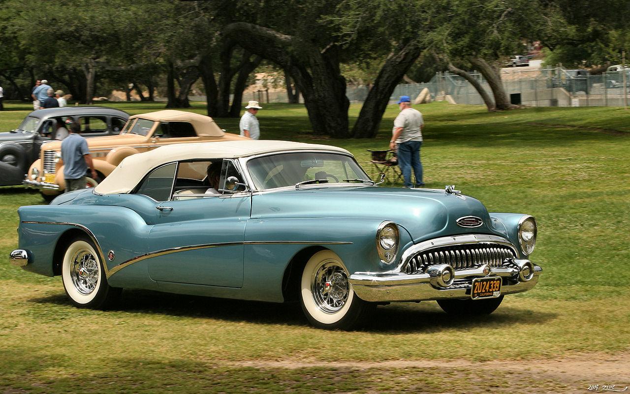 File 1953 Buick Skylark Blue Fvr Jpg Wikimedia Commons