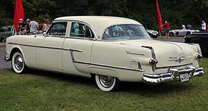Packard Patrician - 1954 Packard Patrician