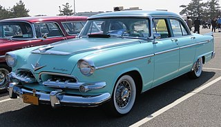 1955 Dodge Motor vehicle