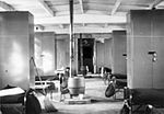 1956 Alconbury Site 5 Barracks with M41 heater.jpg
