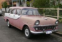 1960-1961 Holden Special (FB) Station Sedan station wagon (2015-07-15) 01.jpg