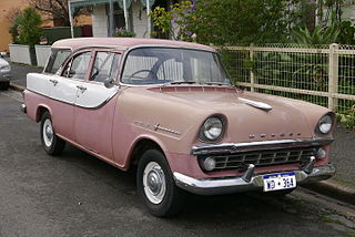 Holden FB Motor vehicle