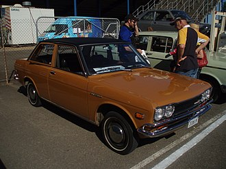 Datsun 510 - Image: 1970 Datsun 510 (5080449677)