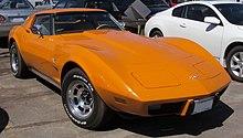 Chevrolet Stingray Race Car Egsurts Flame