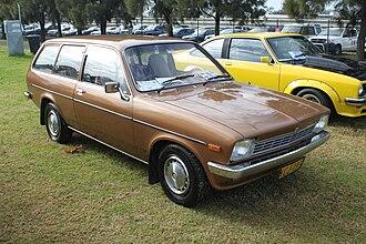 Holden Gemini - Holden Gemini (TD) wagon