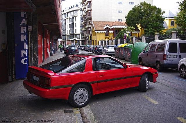 1988 Toyota Supra 3.0i (5416281525)