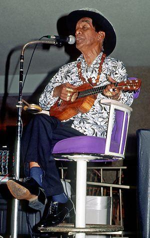 George Naʻope - Image: 1995 04 George Naope