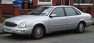Ford Scorpio - Image: 1997 Ford Scorpio 2.3 Ghia (13011471365)