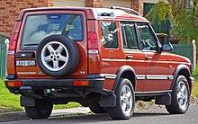 Extended Brake Line Kit Land Rover Discovery 2 V8 1998-2004