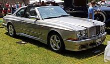 Bentley Continental R - Wikipedia