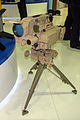 1D26 laser designator-range finder with 1PN79M-3 thermal imaging sight at Engineering Technologies 2012.jpg