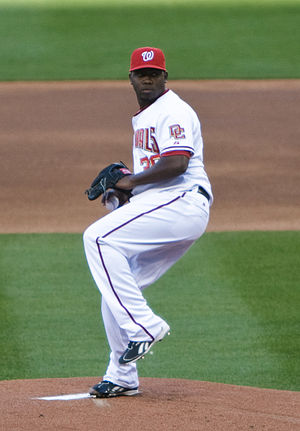 Shairon Martis - Martis with the Washington Nationals