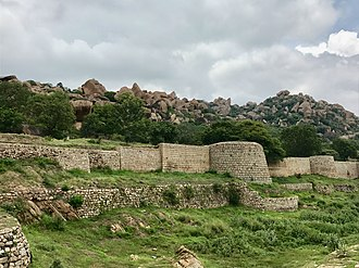 Chitradurga Fort - One of the seven layers of Chitradurga fort
