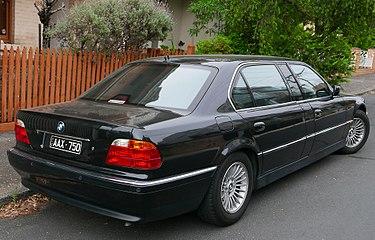 BMW L7 1998 2001