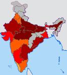 Human development report 2013 indian states