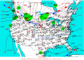 2003-03-11 Surface Weather Map NOAA.png