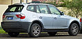 2004-2006 BMW X3 (E83) 2.5i wagon 01.jpg