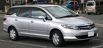 Honda Airwave - Image: 2005 2008 Honda Airwave