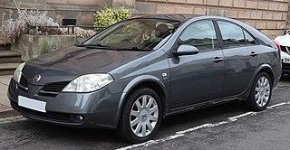 Nissan Primera Motor vehicle