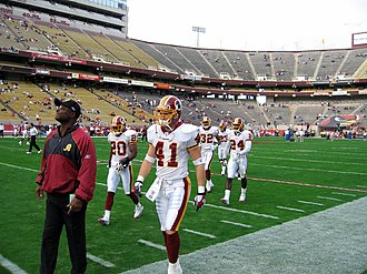 Washington Redskins - Redskins on the field in 2005