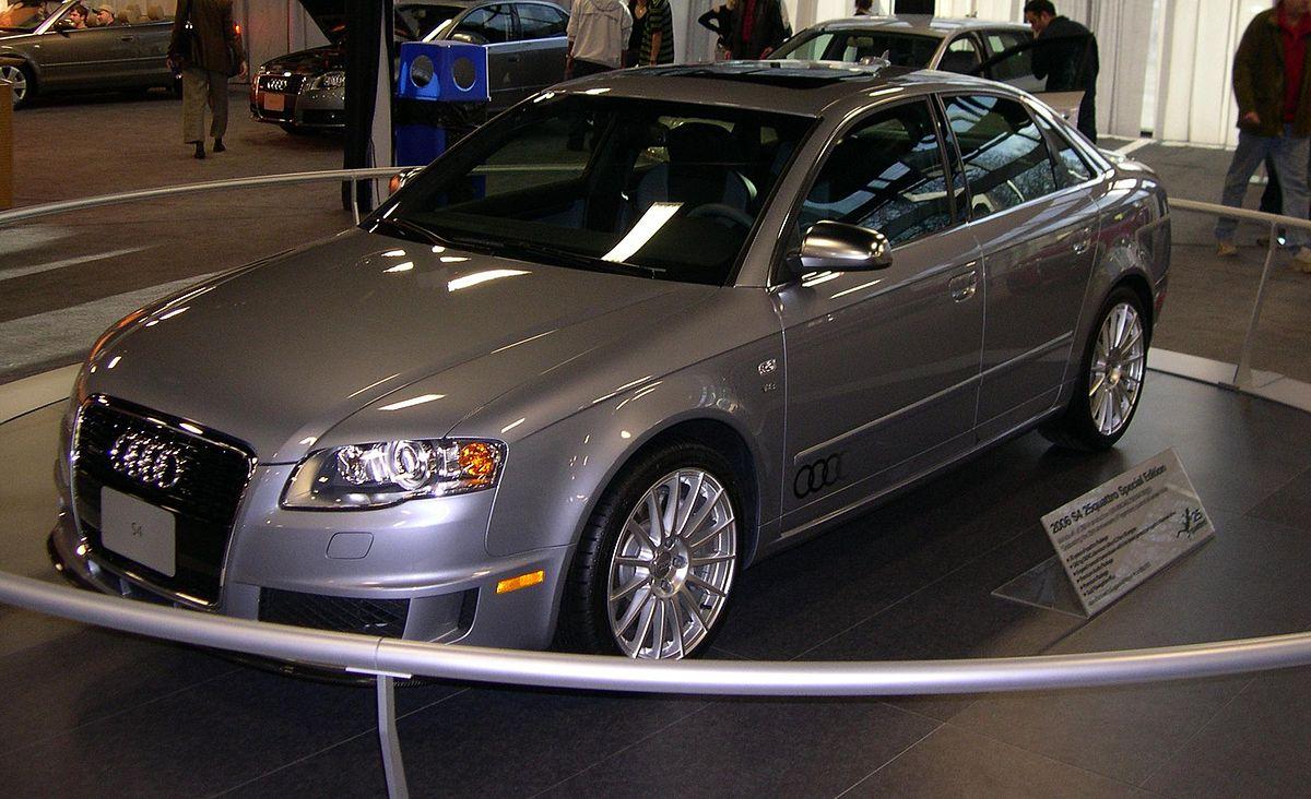 2006 Audi S4 25quattro Special Edition quattro - Sedan 4.2L V8 AWD  Audi Quattro S on 2002 audi tt, 2002 audi a8, 2002 audi 1.8t quattro, 2002 audi s6 sedan, 2013 audi a4 quattro, 2002 audi rs4, 2002 audi a3, 2002 audi a4 3.0, 2002 audi s8,