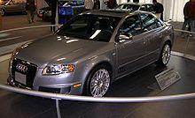 Audi S4 25quattro Edit