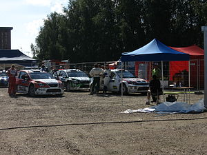 2007 Rally Finland saturday 01.JPG