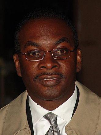 Byron Brown - Brown in 2008