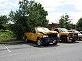 2008 05 21 - Hanover - Crashed SHA trucks at OoTS.jpg