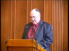 File:2008 09 conference on Scientology in Hamburg speaker Larry Brennan part 1 of 4.ogv